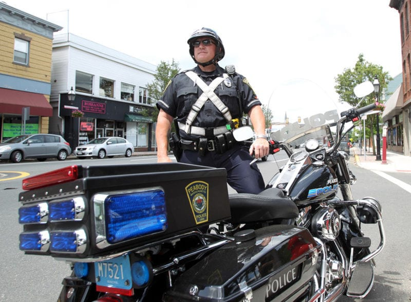 Special Services/Traffic Division - Peabody Police Department